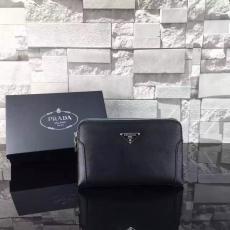 ブランド販売 プラダ PRADA   81189-6-12 メンズ クラッチバッグレプリカ 代引き