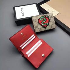 ブランド国内 グッチ GUCCl セール 456867-2  短財布 スーパーコピーブランド財布