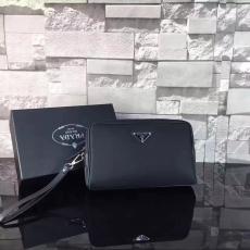 ブランド国内 プラダ PRADA  値下げ 177P-3 メンズ クラッチバッグスーパーコピー代引きバッグ