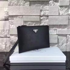 ブランド可能 PRADA プラダ  1237-15 メンズ クラッチバッグスーパーコピー代引き国内発送