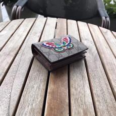 ブランド可能 GUCCl グッチ  456866-4  短財布 最高品質コピー財布