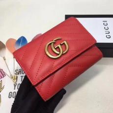 ブランド後払い グッチ GUCCl 特価 474802-2  短財布 ブランドコピー財布激安販売専門店