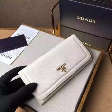 ブランド後払い プラダ PRADA 値下げ 1M1132-6 長財布  コピー 販売財布