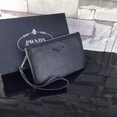 ブランド通販 プラダ PRADA   1BD0097-7 メンズ クラッチバッグスーパーコピー代引きバッグ