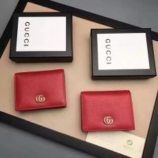 ブランド可能 GUCCl グッチ  456126-1  短財布 レプリカ販売財布