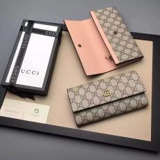 ブランド販売 グッチ GUCCl  456116-2 長財布  スーパーコピー財布国内発送専門店
