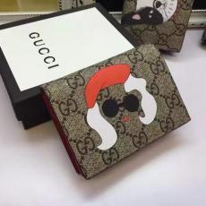 ブランド国内 グッチ GUCCl セール 424896-1  短財布 レプリカ財布 代引き