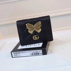 ブランド販売 グッチ GUCCl  466492-3 短財布  コピー 販売財布