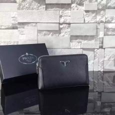 ブランド国内 プラダ PRADA   81189-7-10 メンズ クラッチバッグ激安販売バッグ専門店