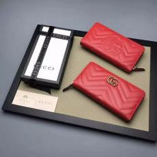 ブランド通販 グッチ GUCCl  448087-1 長財布  レプリカ財布 代引き