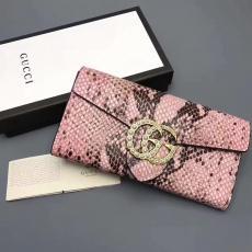 ブランド後払い グッチ GUCCl セール 400586-2 長財布  偽物販売口コミ