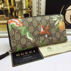 ブランド後払い グッチ GUCCl  424892花鸟-4  長財布 スーパーコピー代引き財布