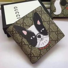 ブランド国内 グッチ GUCCl 特価 145755-4  短財布 最高品質コピー